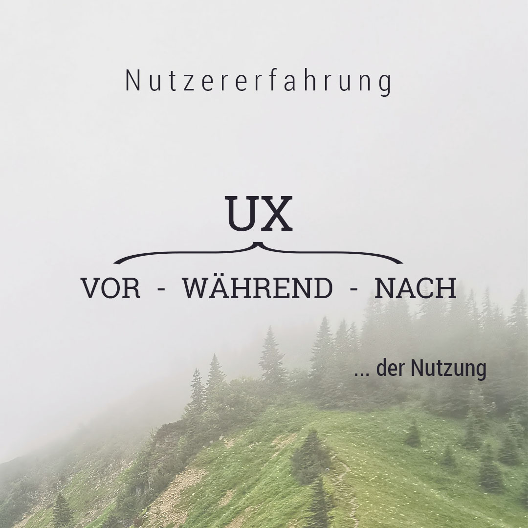 Nutzererfahrung
